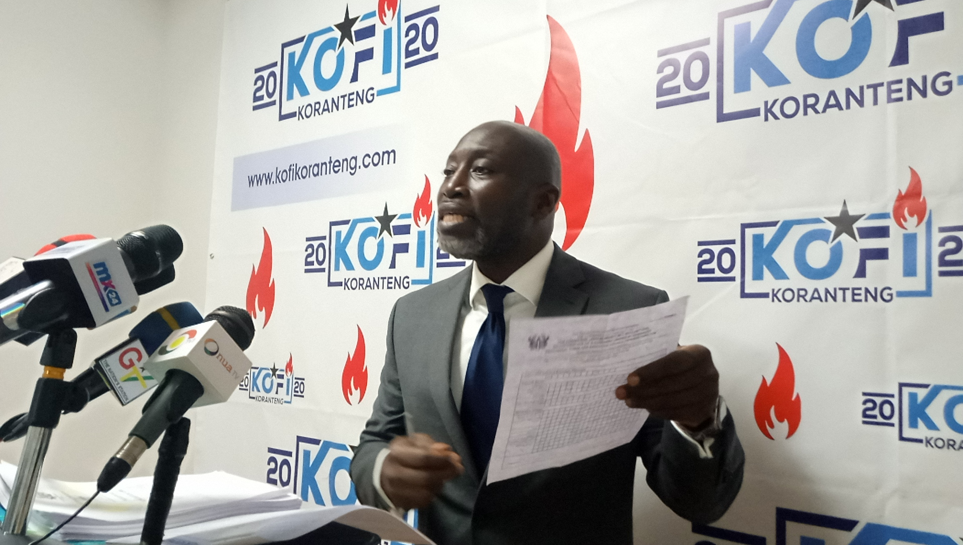 Do the Right thing and Put Me Back on the Ballot – Disqualified Independent Candidate Appeals to EC