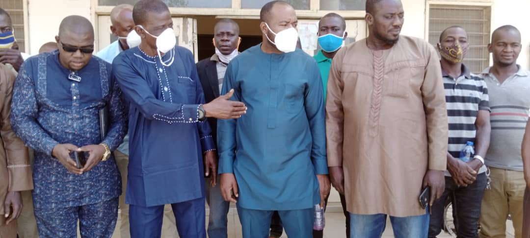 Sissala West: MP goes on a Thank You Tour in his Constituency