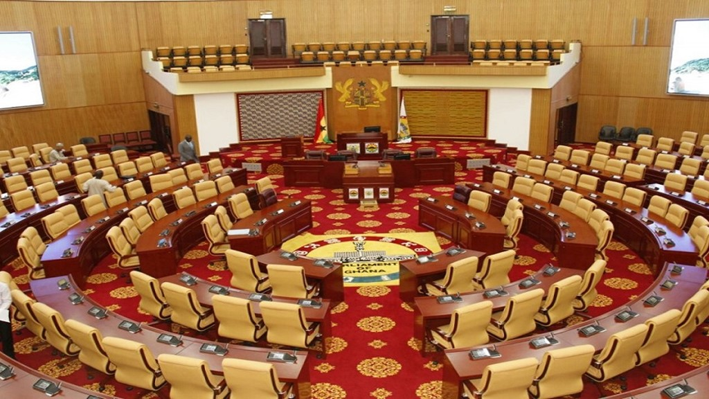 Ghana's Parliament Shuts Down over Upsurge in COVID Cases among MPs and Staff