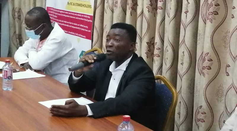 Authority is the Greatest Gift to the World….Dr Nana Oppong