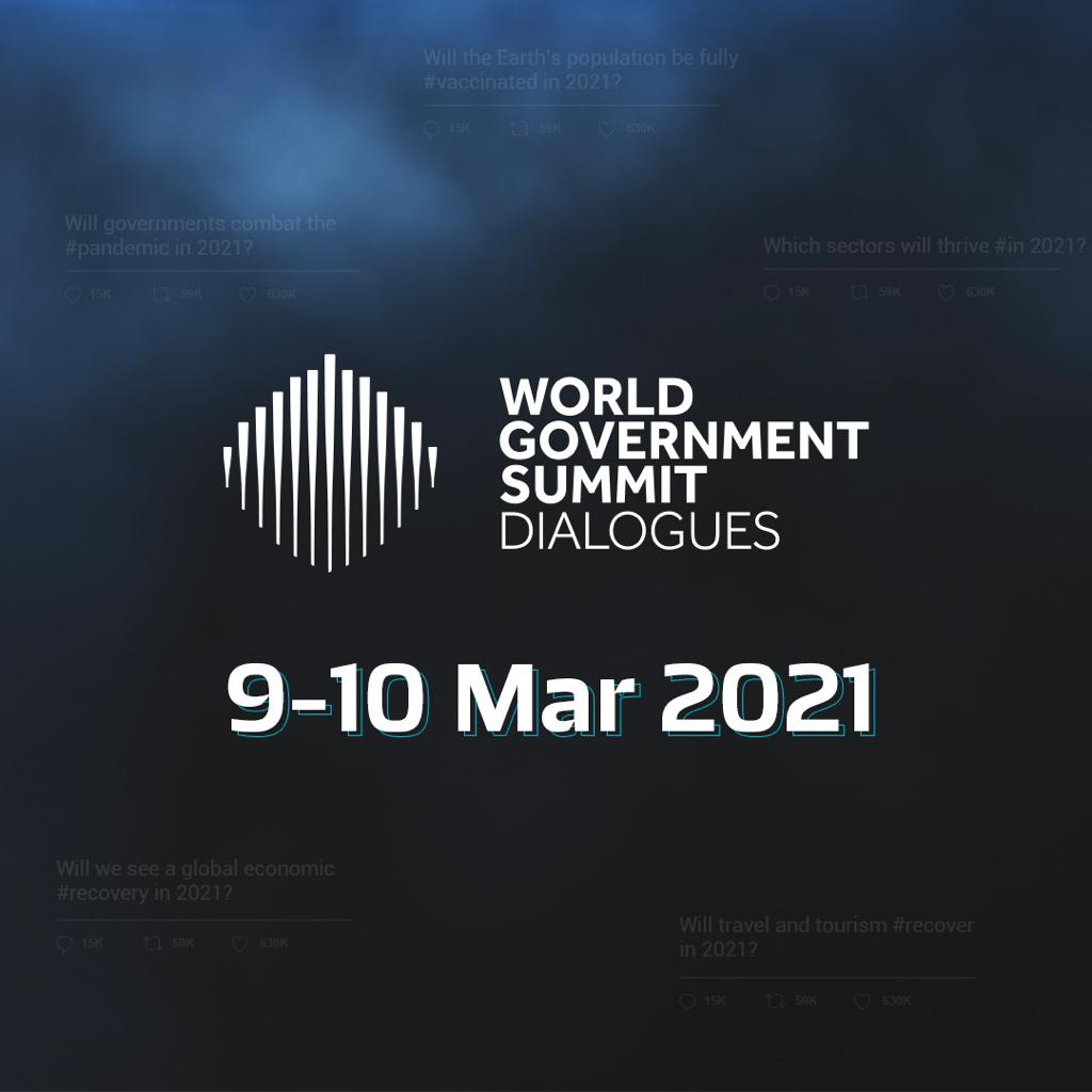 """World Government Summit """"21 Dialogues"""" to deliver 21 post-pandemic predictions"""