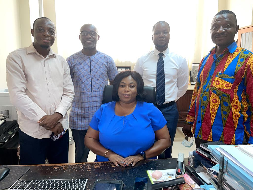 Public Affairs Directorate of Ghana's Parliament Pledges Support for APPN