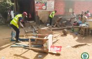 AMA Ejects Illegal Occupants at Independence Avenue Cluster of Schools