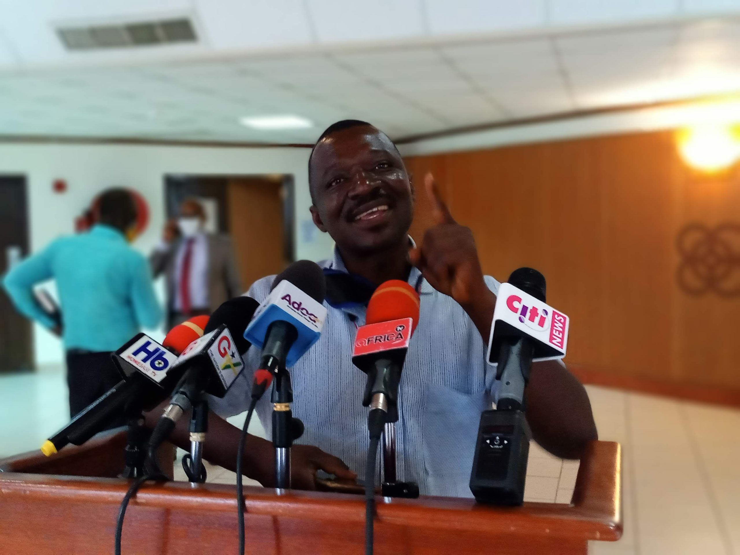 Probe Suspension of Tobacco Contract between Ghana and UK Security Firm - MATCOH Chairman