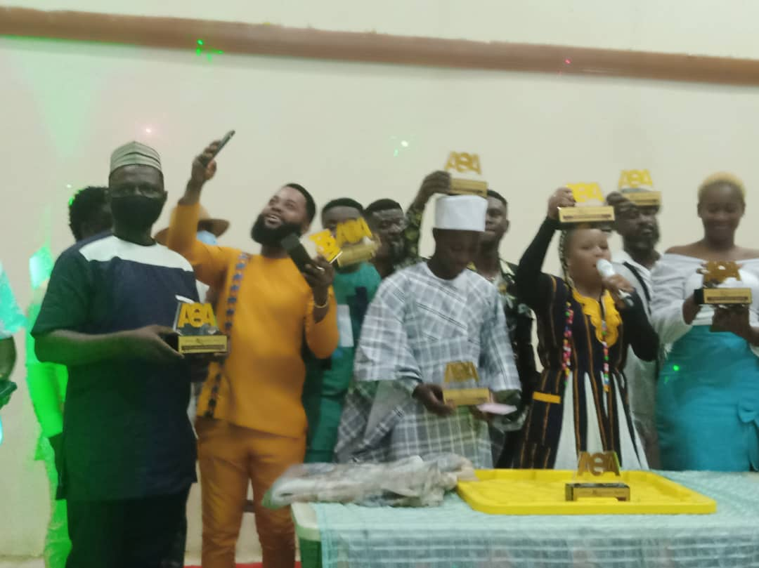 Ashiaman Excellence Awards 21: Sherifa Gunu, Obaasima Serwaa Akoto, Jeorge Wilson Kingson, Nana Owoahene Acheampong, Jacob Aryee, Others honored
