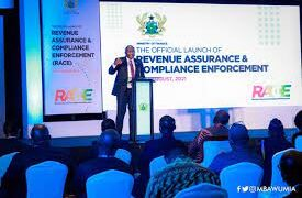 VP Bawumia Reveals Plans to Deploy an App to Maximize Tax Collection