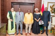 Guinean Military Delegation to Ghana Told to Keep within Timelines to Return Country to Democracy